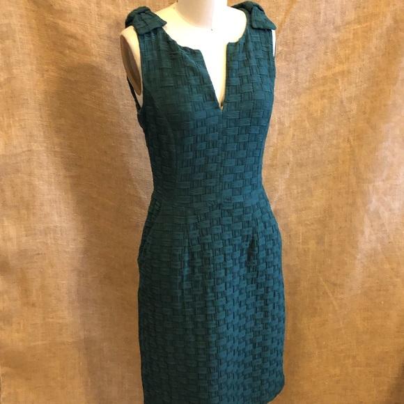 Anthropologie Dresses & Skirts - Tabitha basket weave jersey knit dress -0